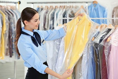 Clothes Dry Cleaning